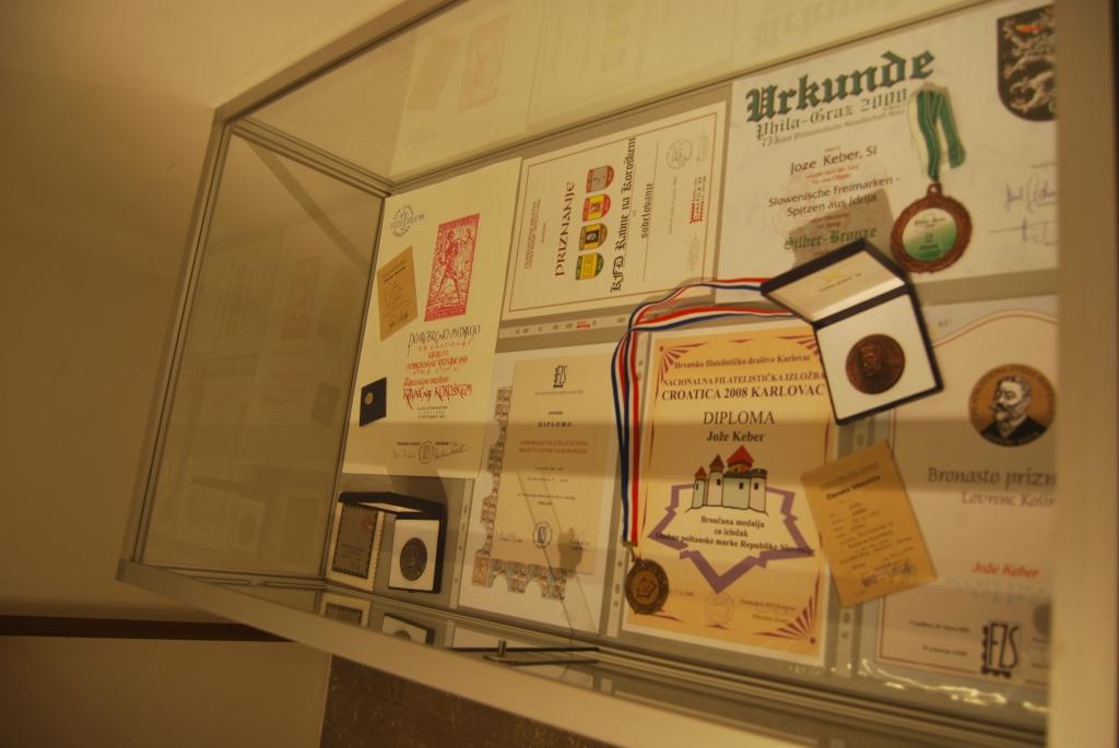 nagrade članov in društva KFD