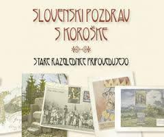Naslovnica knjige »Slovenski pozdrav s Koroške«