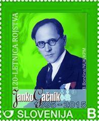 Janko Gačnik - osebna znamka