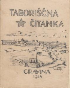 Taboriščna čitanka iz l. 1944 ( Muzej NO Maribor)