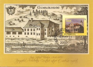 Javornik - Gambseneg