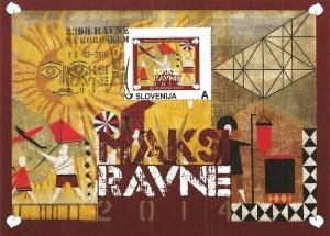 MC - MAKSI RAVNE 2014
